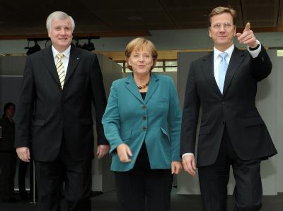 Spitzen-Trio