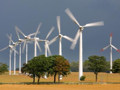 Für SPD-Generalsekretärin Nahles bleiben die Pläne zur Energiewende nebulös «wenn es ums Konkrete geht».