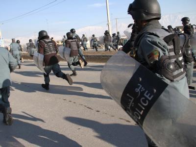 Einsatz in Kabul