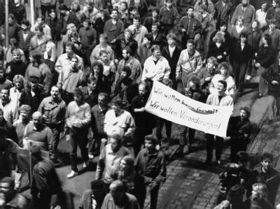 Leipziger Montagsdemonstration