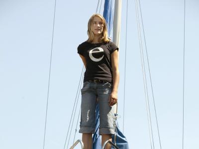 Die 13-jährige Laura Dekker möchte allein die Welt umsegeln.
