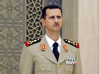 Syriens Präsident Assad. Mittlerweile haben die Kämpfe die Hauptstadt Damaskus erreicht. Foto: epa/SANA/Archivbild