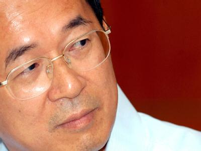 Taiwans früherer Präsident Chen Shui-bian (Archivfoto) ist zu lebenslanger Haft verurteilt worden.