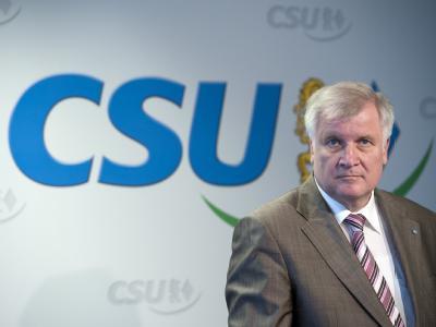 Horst Seehofer: «Ich bin strikt gegen eine europäische Wirtschafts- und Finanzunion und gegen einen europäischen Superstaat».