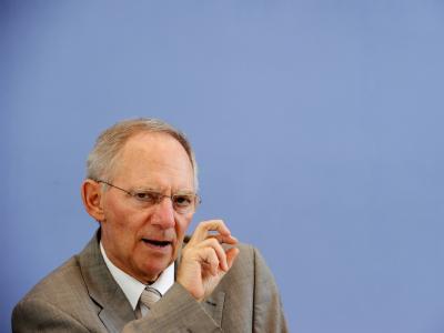 Wolfgang Schäuble: «Es macht keinen Sinn, Bürger und Unternehmen alle paar Wochen mit neuen Verlautbarungen zu verunsichern.»