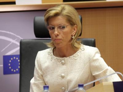Die Bulgarin Schelewa hat ihre Kandidatur für die EU-Kommission zurückgezogen.