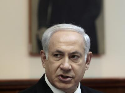 Für Israels Ministerpräsident Netanjahu kommt die Anerkennung der Palästinenser durch die UN nicht in Frage.
