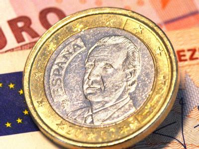 Spanische Eurom�nze
