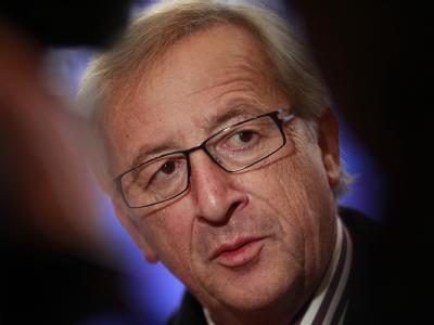 Jean-Claude Juncker mahnt eine schnelle Änderung der EU-Verträge an. Foto: Olivier Hoslet
