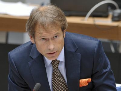 Finanzsenator Ulrich Nußbaum