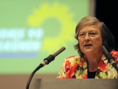 Für die Grüne Bärbel Höhn ist die Verantwortung ganz klar: «Das hat die Kanzlerin uns eingebrockt».