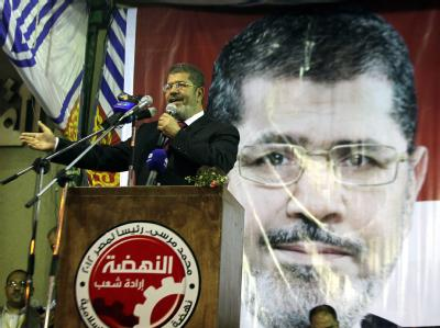 Kandidat Mursi
