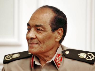 Mohammed Hussein Tantawi ist Chef des Militärrates.