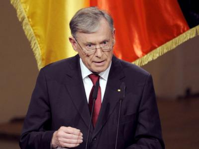 Bundespräsident Köhler