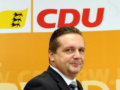 Stefan Mappus wird Nachfolger von Ministerpräsident Oettinger in Baden-Württemberg.