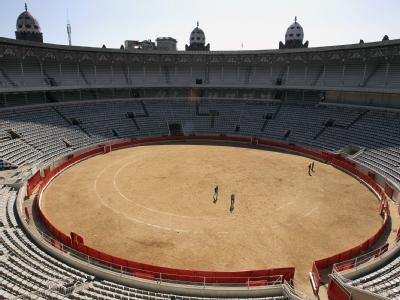 Leere Arena