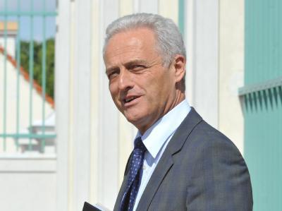 Minister Ramsauer