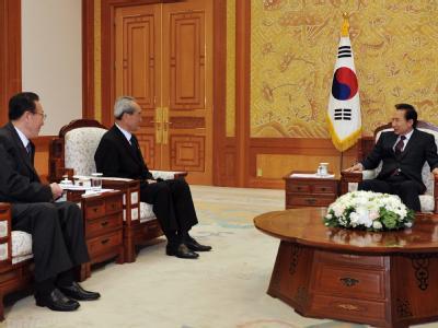 Treffen in Seoul