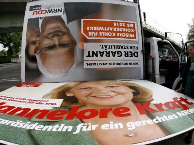 Der Wahlkampf ist vorbei, nun geht es in Nordrhein-Westfahlen um die neue Regierungskoalition.