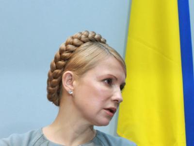 Julia Timoschenko: «Heute haben wir die fälligen 500 Millionen Dollar an Russland gezahlt». (Archivbild)