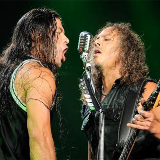 Kirk Hammet, Robert Trujillo