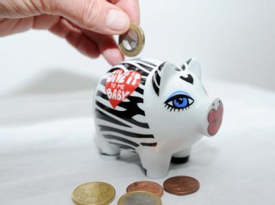 Fast jeder vierte Deutsche will 2012 mehr sparen. Foto: Angelika Warmuth