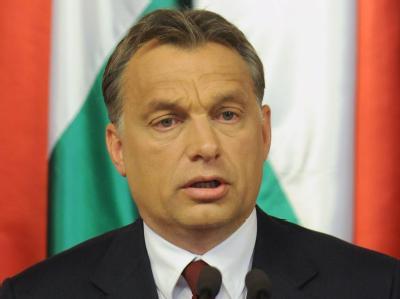 Der rechts-konservative Politiker Viktor Orban ist neuer Ministerpräsident Ungarns.