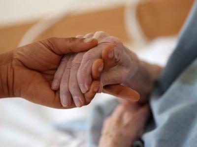 Pflege im Altenheim