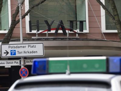 Tatort Hyatt-Hotel