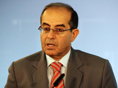 Der Vorsitzende des Exekutivrates des Übergangsrates, Mahmud Dschibril (Archivfoto: Tim Brakemeier). Binnen 30 Tagen soll in Libyen eine neue Übergangsregierung gebildet werden.