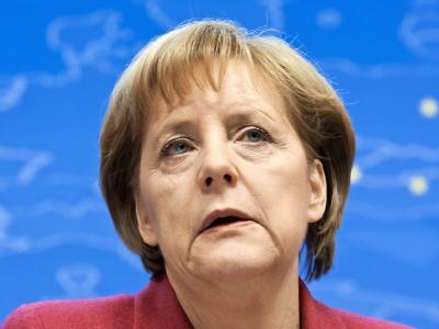 Merkel: «Das bedeutet natürlich, dass die deutsche Sprache erlernt wird und die deutschen Gesetze eingehalten werden.»