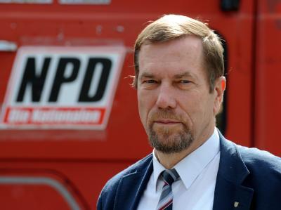 Der NPD-Politiker Jürgen Rieger war an den Folgen eines Schlaganfalls gestorben.