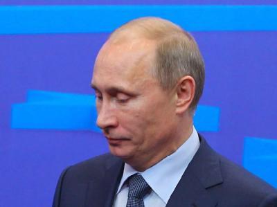 Auch Russlands Regierungschef Wladimir Putin hatte an der Spendengala teilgenommen.