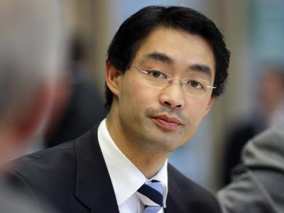 Philipp Rösler von der FDP wird neuer Bundesgesundheitsminister.