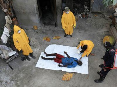 Cholera in Haiti