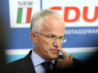 Die NRW-CDU hatte eingeräumt, 2005 die Gründung einer angeblich parteiunabhängigen Wählerinitiative für Ministerpräsident Rüttgers mitfinanziert zu haben.
