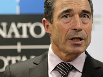 Nato-Generalsekretär Anders Fogh Rasmussen. (Archivfoto)
