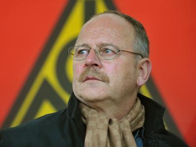 Der Opel-Gesamtbetriebsratsvorsitzende Klaus Franz in Rüsselsheim.