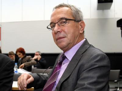 Der Abgeordnete der Linken, Wolfgang Neskovic.