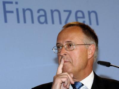 Hans Eichel (Archivbild): «Die Schweiz zerstört (...) das Vertrauen Deutschlands, indem sie deutsche Steuerhinterzieher vor den deutschen Steuerbehörden schützt».