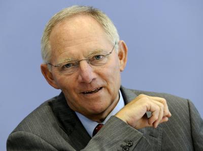 Wolfgang Schäuble (CDU) verteidigt die Haushaltspläne von Schwarz-Gelb.
