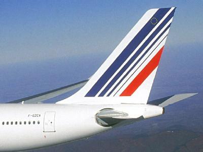Air-France-Maschine
