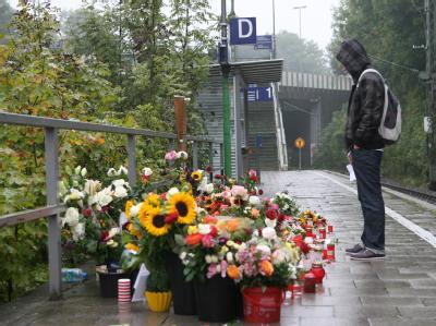 Auf dem S-Bahnhof München-Solln wurde Dominik Brunner von zwei Jugendlichen getötet (Archivbild).