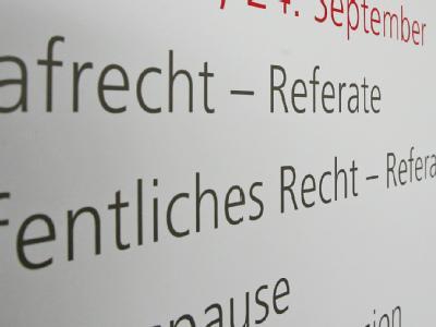 Der 68. Deutsche Juristentag findet in Berlin statt.