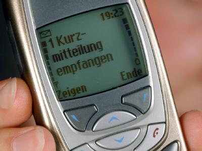 SMS empfangen