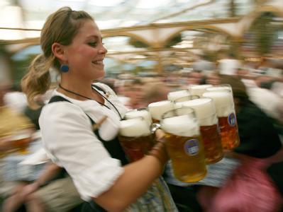 Auf die Frage, über welchen Aspekt Deutschlands Amerikaner gerne Informationen hätten, lautete die Antwort meist: Bier.