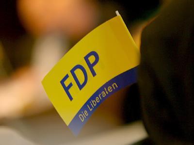 Die FDP kommt aus dem Umfragetief nicht heraus: Wäre Sonntag Wahl, käme sie nicht über drei Prozent. Foto: Angelika Warmuth / Archiv