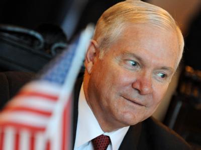 US-Verteidigungsminister Gates warnt vor einer Verringerung der Truppenstärken.
