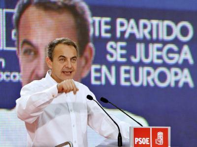 Ministerpräsident Zapatero
