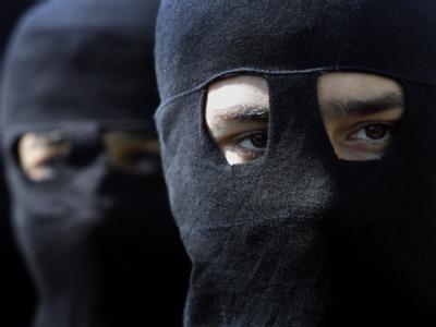 Hamas-Aktivisten